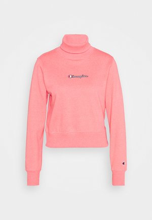 HIGH NECK ROCHESTER - Sudadera - pink