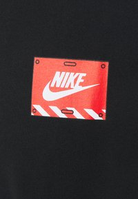 Nike Sportswear - TEE MECH AIR FIGURE - T-shirt med print - black - 3