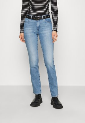Straight leg jeans - sunkiss