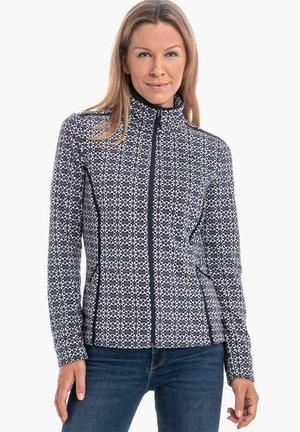 SALT - Fleece jacket - dunkelblau