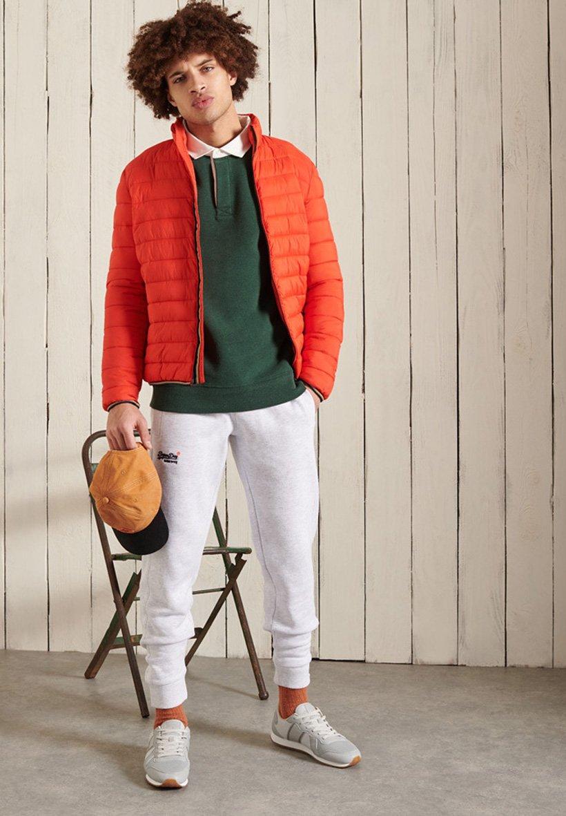 Men MOUNTAIN PADDED JACKET - Winter jacket