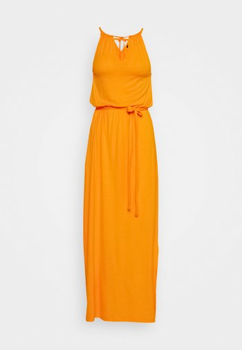 Maxi dress - kumquat