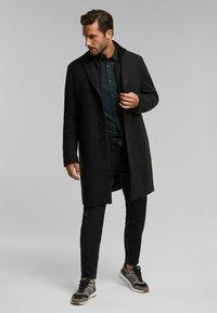 Esprit Collection - COAT 2IN1 - Manteau classique - anthracite - 1