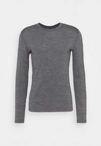 Icebreaker - MENS 260 TECH CREWE - Long sleeved top - gritstone - 0