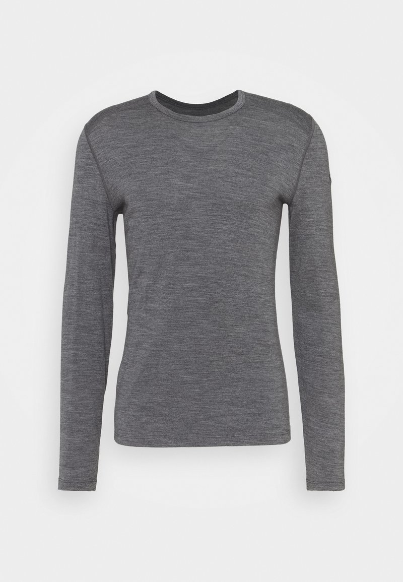 Icebreaker - MENS 260 TECH CREWE - Long sleeved top - gritstone