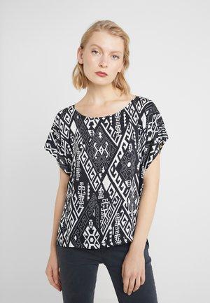 SOMIA - Bluse - schwarz