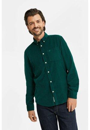 Shirt - moss green