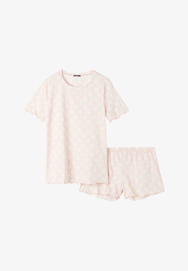 Nachtwäsche Set - - 215u - sweet pink st.margherite