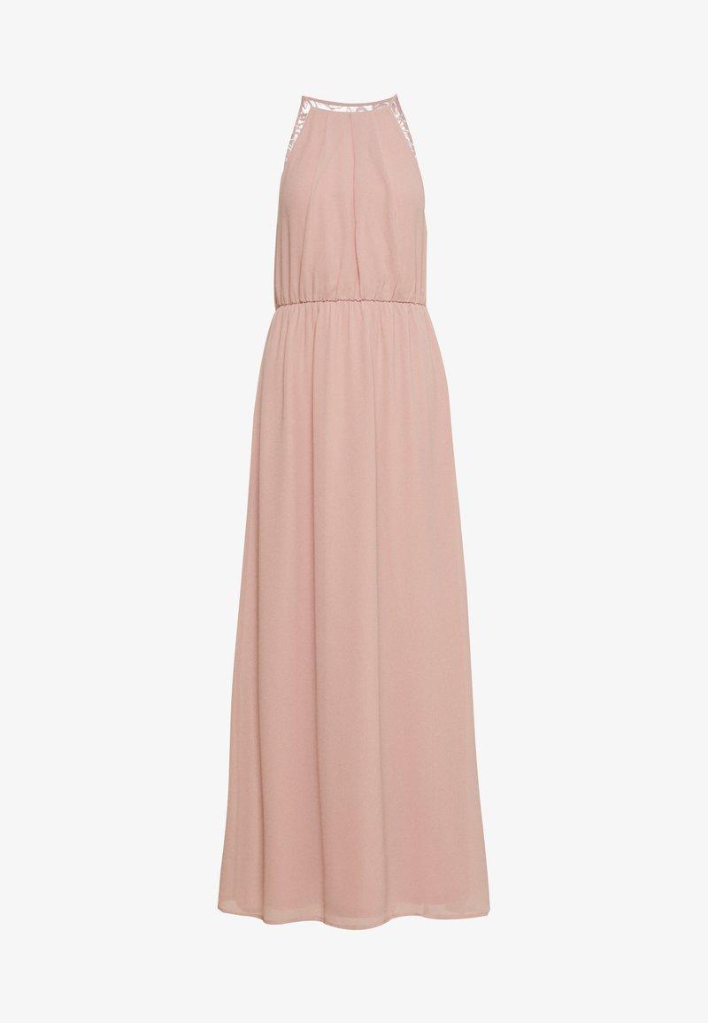 VILA PETITE - VIMICADA  ANCLE DRESS - Maxi šaty - pale mauve