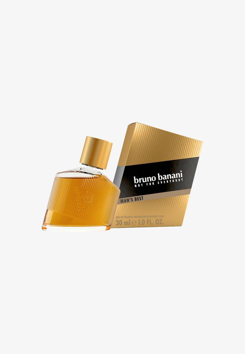 Bruno Banani Fragrance - BRUNO BANANI MANS BEST EAU DE TOILETTE 30ML - Woda toaletowa - -
