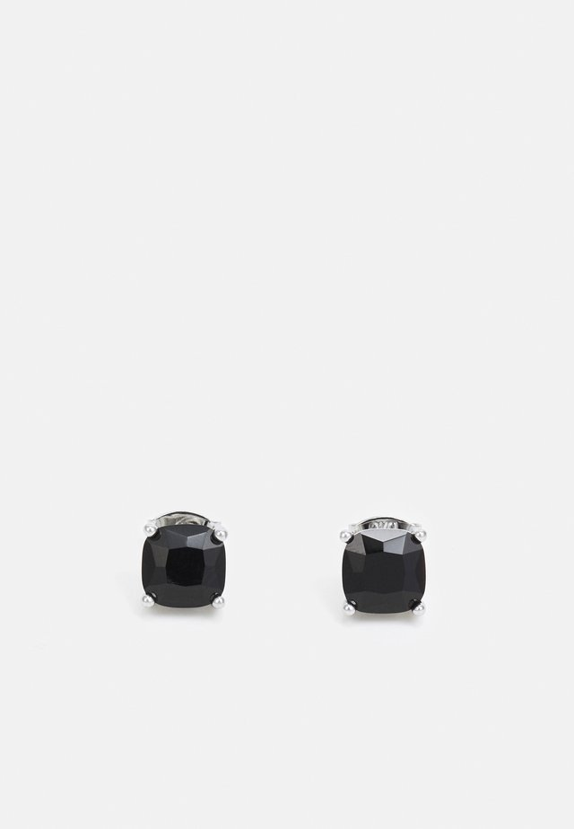 MITZI EARRING - Orecchini - black/silver-coloured