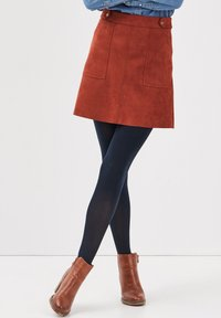 BONOBO Jeans - A-line skirt - marron cognac - 3
