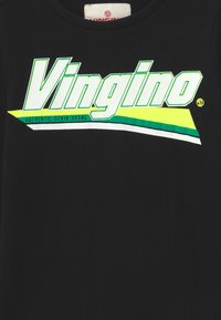 Vingino - JOMIO - Long sleeved top - deep black - 3