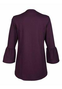 Dress In - Short coat - aubergine - 2