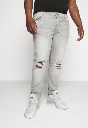 DISTRESS - Jeans slim fit - grey
