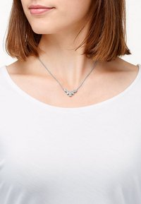 C- Collection by CHRIST - C-COLLECTION  - Necklace - silver-coloured - 0