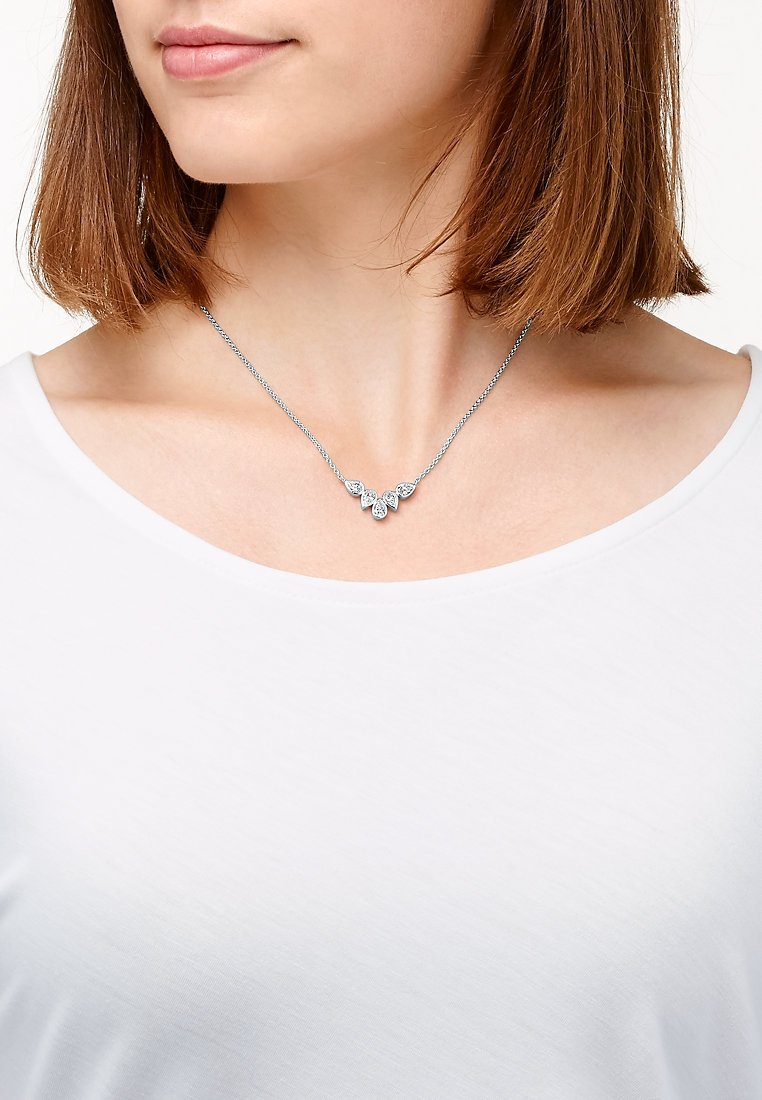 C- Collection by CHRIST - C-COLLECTION  - Necklace - silver-coloured