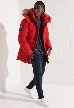 CODE EVEREST  - Winterjas - expedition red