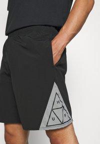 HUF - HYBRID - Shorts - black - 4