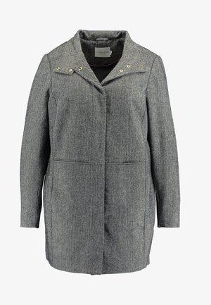 JRJAKO - Classic coat - medium grey melange