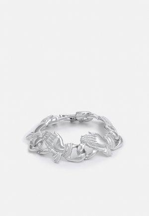 PRAY HANDS BRACELET UNISEX - Bracelet - silver-coloured
