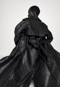 2nd Day - EDITION GRAF - Leather jacket - jet black - 6