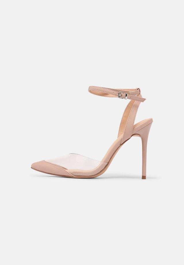 PIPPA - Classic heels - transparent