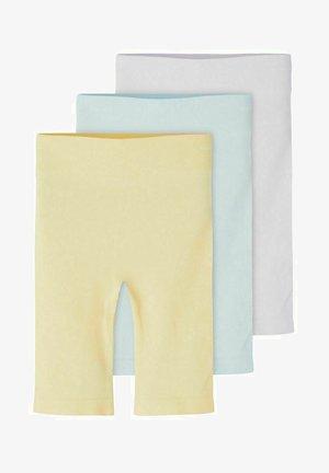 3ER PACK - Shorts - mellow yellow