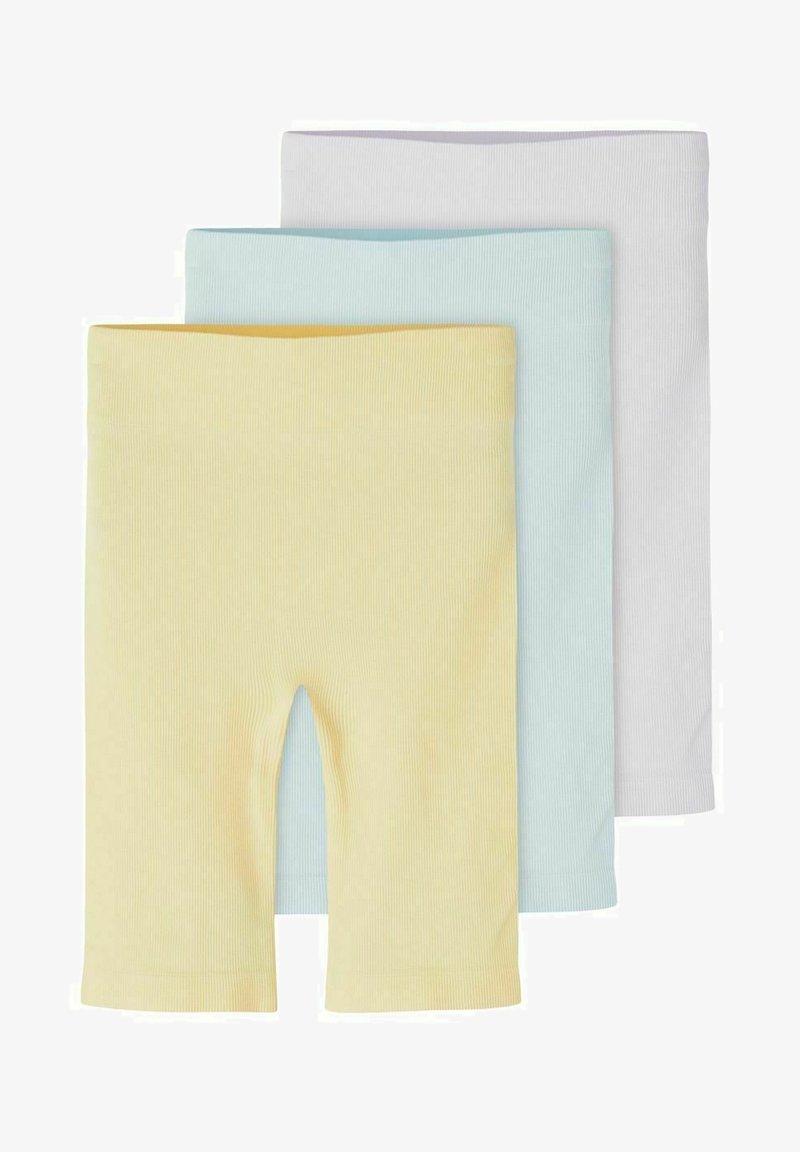 LMTD - 3ER PACK - Shorts - mellow yellow