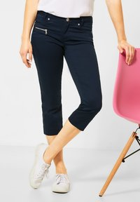Street One - Shorts - blau - 1