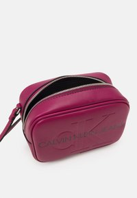 Calvin Klein Jeans - CAMERA BAG - Across body bag - dark clove - 2