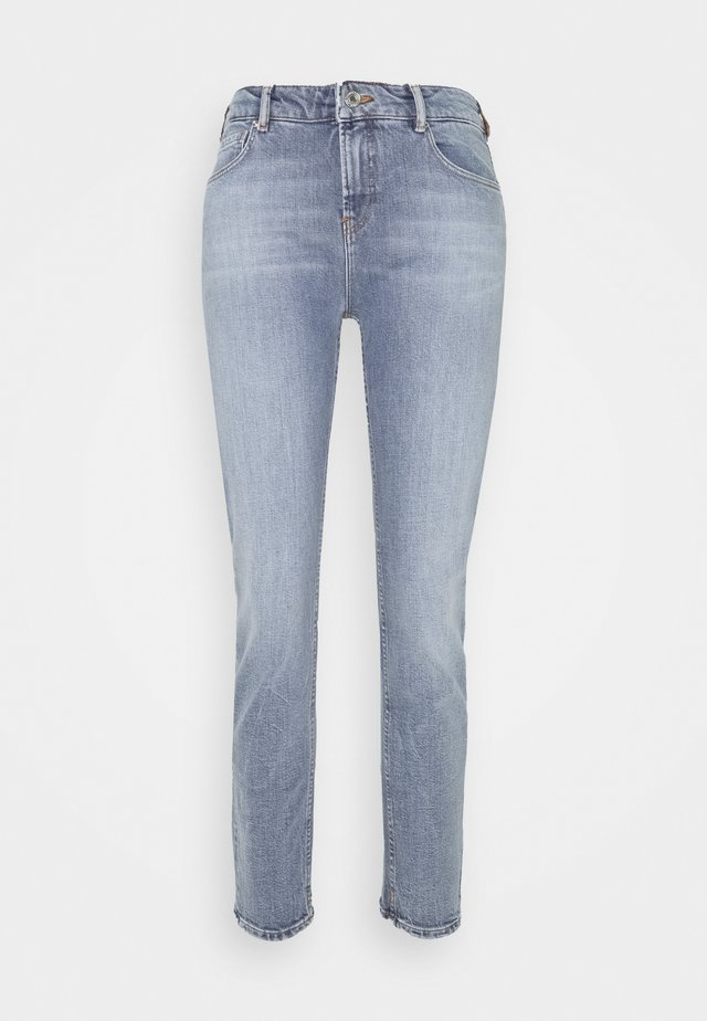 THE KEEPER - Jeans Skinny Fit - pop of smoke
