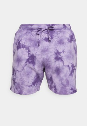 UNISEX - Shorts - purple