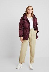 mint&berry - Winter jacket - winetasting - 1