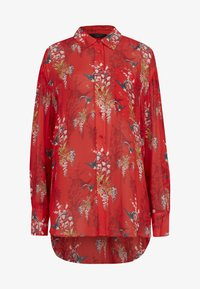 AllSaints - Skjortebluser - red - 1