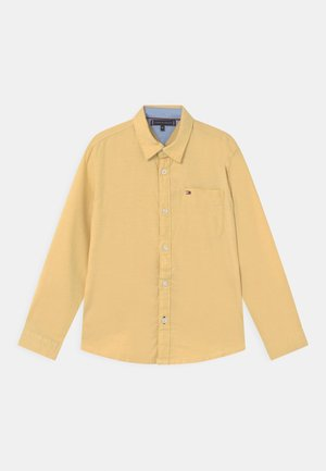 SOLID STRETCH OXFORD - Shirt - midway yellow