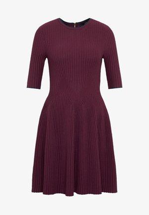 RENYINA - Jumper dress - purple