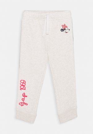 TODDLER GIRL LOGO - Pantaloni sportivi - grey