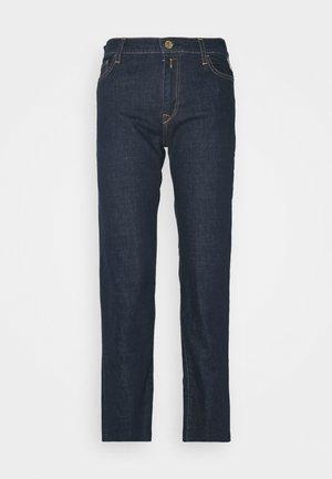 JULYE - Straight leg jeans - dark blue