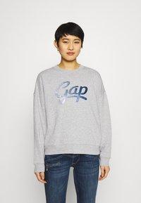 GAP - OMBRE - Sweatshirt - light heather grey - 0