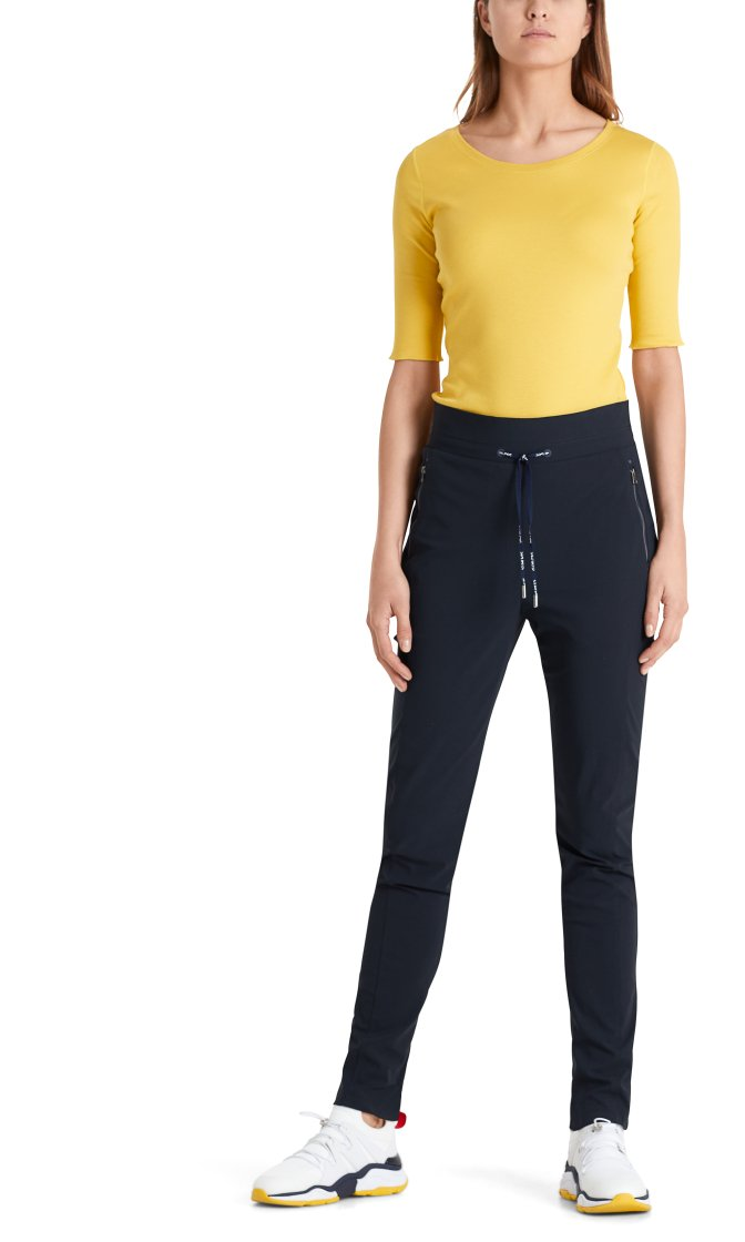 Marc Cain - Tracksuit bottoms - midnight blue