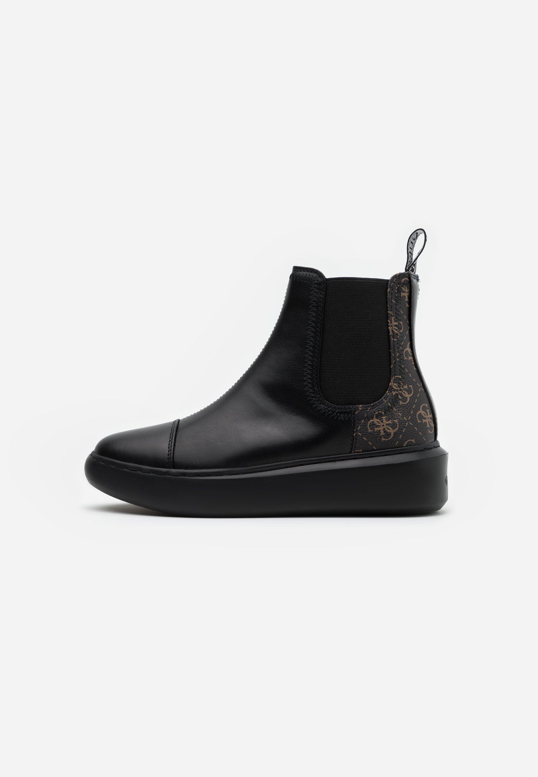 Guess Beckly - Ankelboots Black/svart