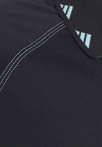 adidas Golf - EQUIPMENT ZIPPER POLO - Polotričko - black - 2