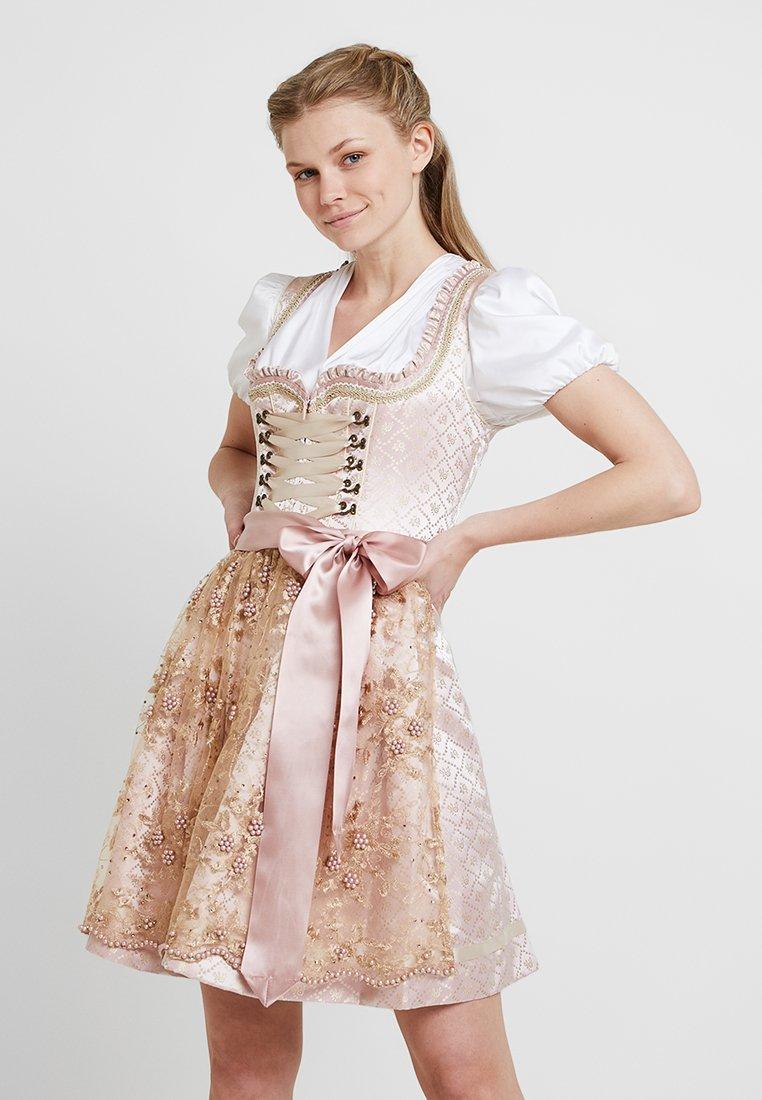 Krüger Dirndl - Oktoberfestklær - rose