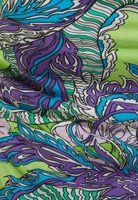 Bershka - WITH ASIAN-INSPIRED  - Day dress - green - 5