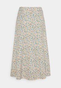 YAS - YASKAYDEL - Áčková sukně - cornflower blue - 1