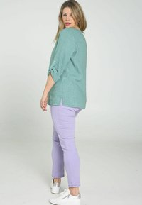 Paprika - Long sleeved top - mint - 2