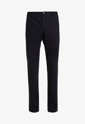GERALD - Chino kalhoty - black