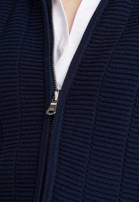 HUGO - SANDREY - Cardigan - open blue - 5