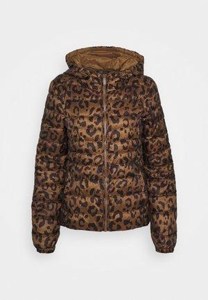 ONLNEWTAHOE HOOD JACKET - Winter jacket - partridge